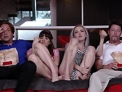 DaughterSwap - Teenagers Tricked Into Pummeling Dads Best Friend