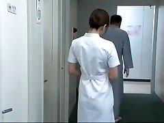 Finest Chinese model Aya Kiriya, Mirei Yokoyama, Emiri Momoka in Exotic Nurse JAV flick