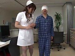 Shiori Kamisaki in Horny Glamour Nurse part 2