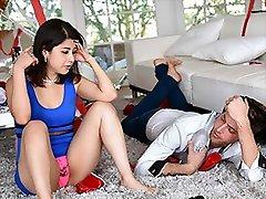 Penelope Reed in Cream Pie Soiree - TeenPies