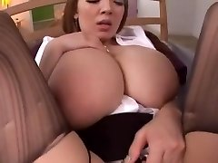 Extraordinaire Japanese chick Hitomi Tanaka in Exotic Amateur, Monstrous Tits JAV gig