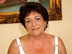 My elderly teacher Yulianna