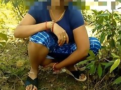 Indian Super-naughty Couple OutDoor Sex In Forest