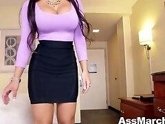 Monstrous Booty Alexa Pierce Fucks