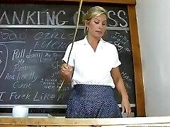 Super Cougar Tracey Coleman Sex Ed Class