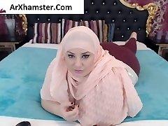 Sensual Arabian Niqab Web Cam