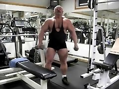 Training with Muscledad