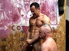 Pornstar in action