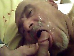 Silver not daddy bear blowjob 12