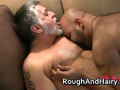 Two gay dudes suck dick and get pounded part1