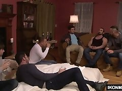 BRANDON WILDE IN HIS First GANGBANG
