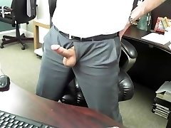 Boss father s fuckpole is out at work