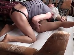 First-timer - My older Pal I in Pantyhose Petting (2 Cams)
