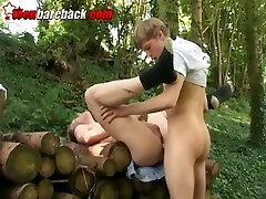 Caught and fucked