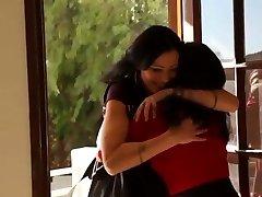 Lesbian Seduction at College Reunion