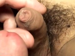 Ladyboy Noi Pushed In Internal Cumshot