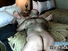 Don James and DJ Stone big gay bears part6