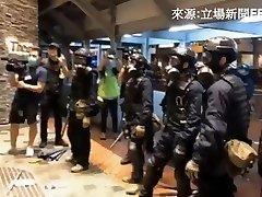 [歡迎Backup] 香港警察「速龍小隊」精彩表現