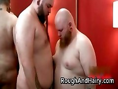 Big gay bears fuck and suck cock their part3