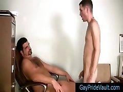 Bear getting his gay tube sucked hard By Gaypridevault part4