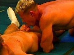 XXX Wrestling Hunks