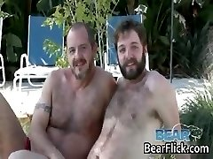 Hardcore gay bears ramming and drilling part1