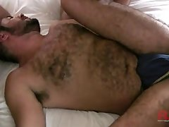 Hairy Bear BB Orgy