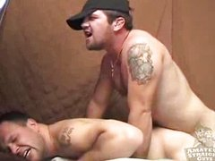 Two Str8 dudes Fuck