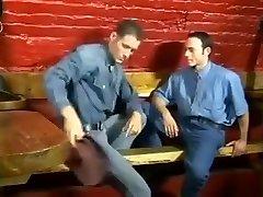 Mischievous cowboys