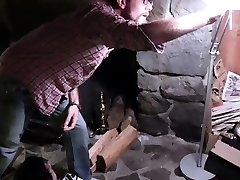 Gay twink erection movietures Dad Family Cabin Retreat