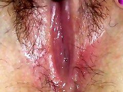 Wet fuckbox juice solo
