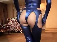 Crazy amateur Latex, Fetish xxx scene