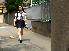 Covert camera action with individual teacher messing with his busty super-fucking-hot student