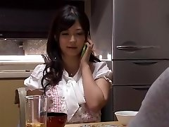 My Wife Began An Affair .... Able To Do Sans Fear And Frustration Of Marital Relationship That Chilled Enough To Irreparable Also Beautiful Stepdaughter-in-law Of Cuckold Mischievous To Liquidate And Tidy, Others Not Stick. Nozomi Sato Haruka