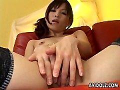 Clean Pussy Arisa Suzuki Showcasing Off Her Poon