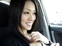 Exotic Asian model Ann Yabuki in Finest Lingerie, Huge Tits JAV clip