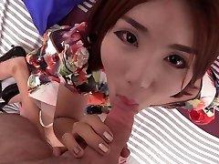 18 yo China Doll Girlfriend Without A Condom