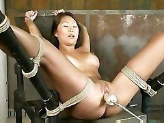 Beti Hana Tied And Machine Boned