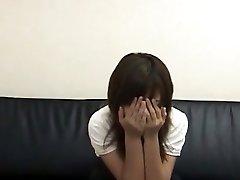 Beautiful Seductive Korean Girl Shagging