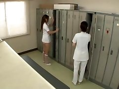 Nurse in Medical Center cant resist Patients 3of8 censored ctoan