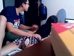 Vietnamese BF's hidden web cam for nothing