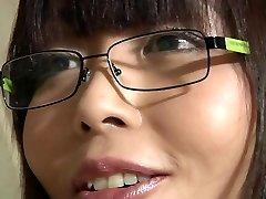 Asian school girl takes old teacher cumshot in her gullet