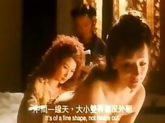 Hong Kong movie backside checking scene