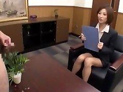 Amazing Japanese whore Akari Asahina in Hottest CFNM, Cumshots JAV movie