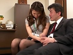 Nao Yoshizaki in Sex Marionette Office Chick part 1.2