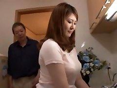 Amazing Japanese chick Momoka Nishina in Horny Blow-job, POV JAV scene