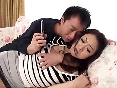 Ruri Hayami Coerced into Bang-out by Hubby's Friend (Uncensored JAV)