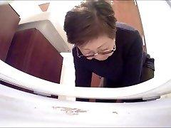 japansk skjulte toalett kameraet i restauranten (#54)