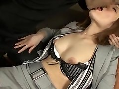 Incredible amateur Threesomes, Facial adult vid