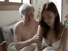 Korean Parent-in-Law Fuck His Son's Wife